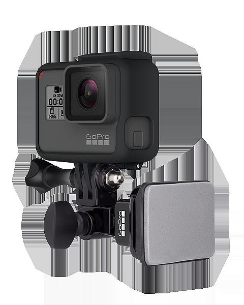 GoPro držač kamere na kacigi