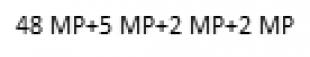 12MP + 64MP + 12MP